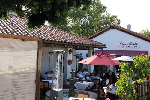 Restaurante San Juan Capistrano