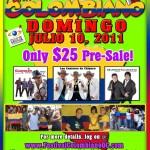 Festival colombiano en Orange County