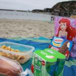 Un picnic en Baby Beach
