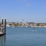 Paseando por Newport Beach