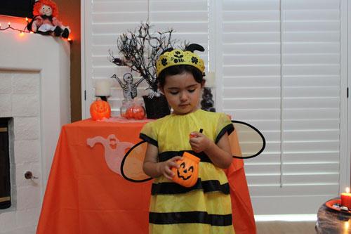 Abeja, disfraz, disfraces de halloween