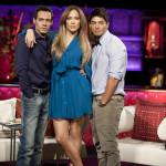 ¡Jennifer López y Marc Anthony juntos!
