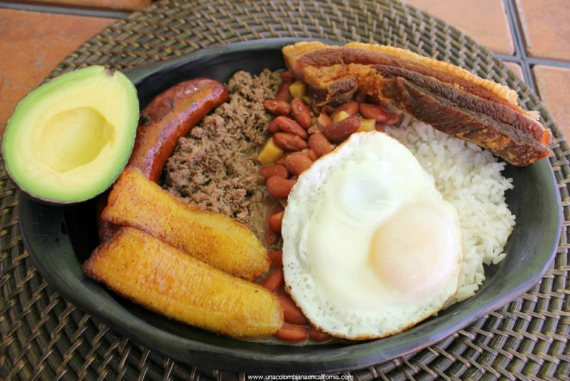 Image result for Bandeja Paisa