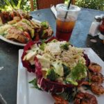 Miércoles Mudo: Ensalada de cangrejo en Alcove Café