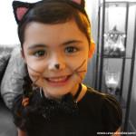Disfraces para niños: Una linda gatita