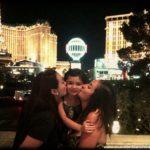 Miércoles Mudo: Tía, mami y la peque en Las Vegas
