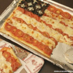 Pizza bandera