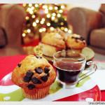 Tarde de lluvia, café y muffins