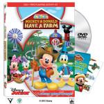 Mickey & Donald have a farm (Sorteo – Cerrado)