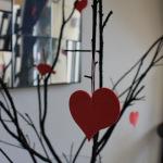 Decorando para San Valentín (Parte 2)