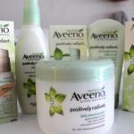 Colección Aveeno® Positively Radiant (Sorteo cerrado)