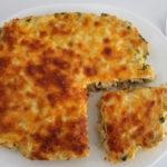 Miércoles Mudo: El famoso soufflé de pollo y verduras de mi mamá