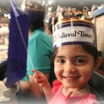 Una noche mágica en Medieval Times