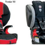ClickTight™ en las sillas FRONTIER 90 y PINNACLE 90 de Britax (Sorteo)