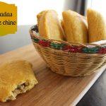 Empanadas de arroz chino (fried rice empanadas)