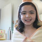 Nuevas toallitas para el baño de Johnson's Baby (Sorteo cerrado)