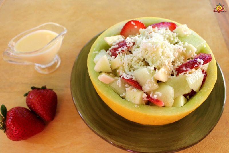 ensalada-de-frutas-con-queso