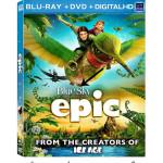 Epic en Blu-Ray y DVD (Sorteo)
