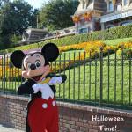 Así se vive el Halloween en Disneyland