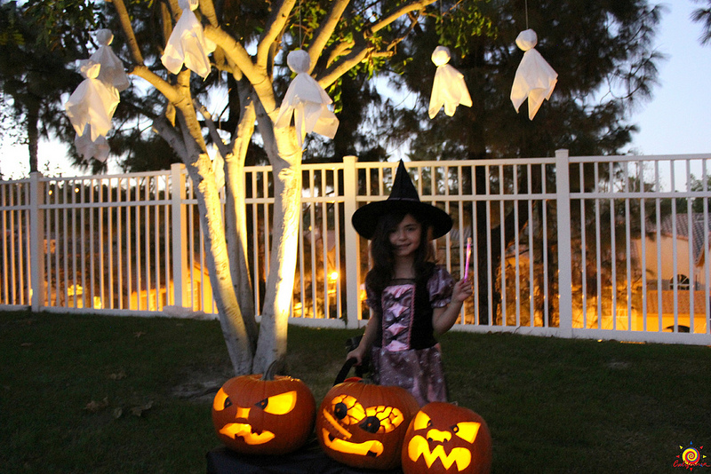Decorar calabazas Halloween