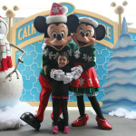 ¡Disneyland está listo para Navidad!
