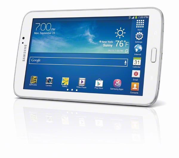 Samsung Tab 3 Horizontal HLAP