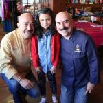Los chefs Jaime y Ramiro en Top Chef Estrellas
