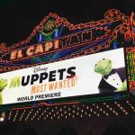 """Así fue la premiere de """"Muppets Most Wanted"""""""