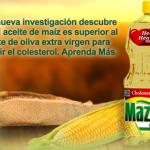 Ventajas del aceite de maíz (sorteo)