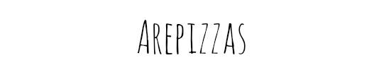 Arepizzas
