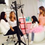 Miércoles Mudo: Grabando un vídeo para Johnson's Baby