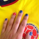 Los colores de Colombia en el Mundial de Brasil