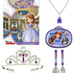 Sofia the First: The Enchanted Feast DVD (Sorteo)