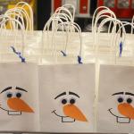 Bolsas de Olaf (Frozen)
