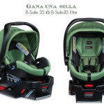 B-Safe 35, la primera silla de carro para bebés