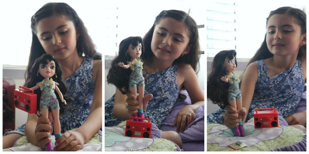 Vi y Va muñecas bilingues