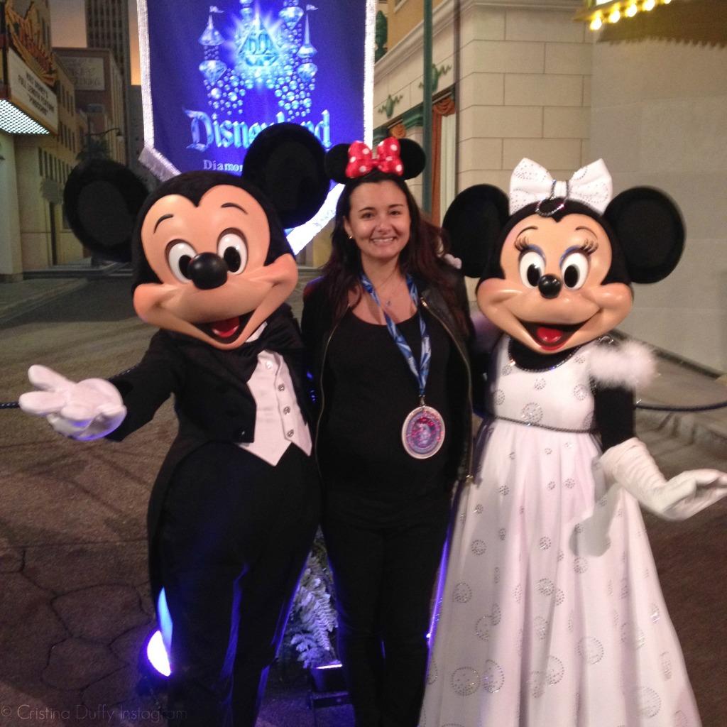 Aniversario Diamante de Disneyland