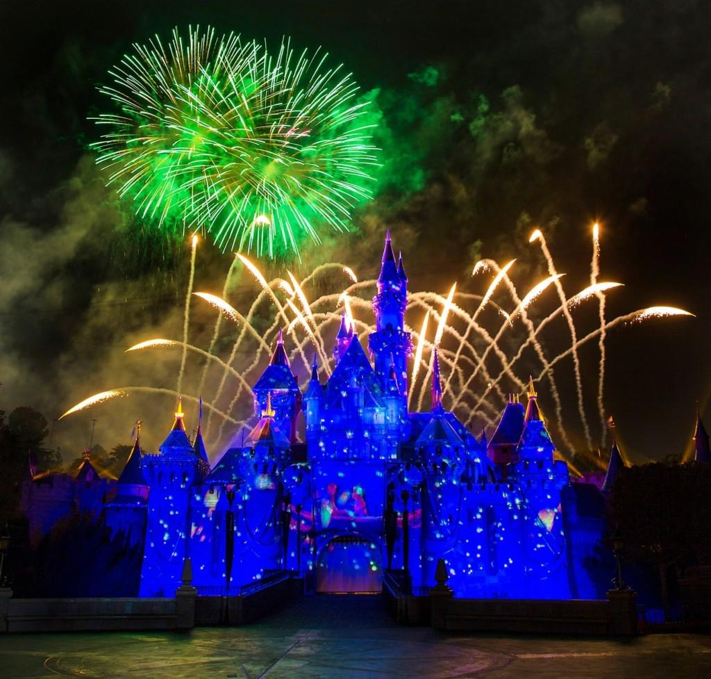 Disneyland Forever aniversario diamante de Disneyland