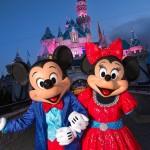 Celebrando el aniversario Diamante de Disneyland