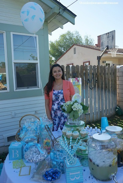Ethan's Baby Shower June 20 2015