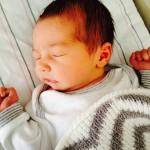 Ya nació baby Ethan