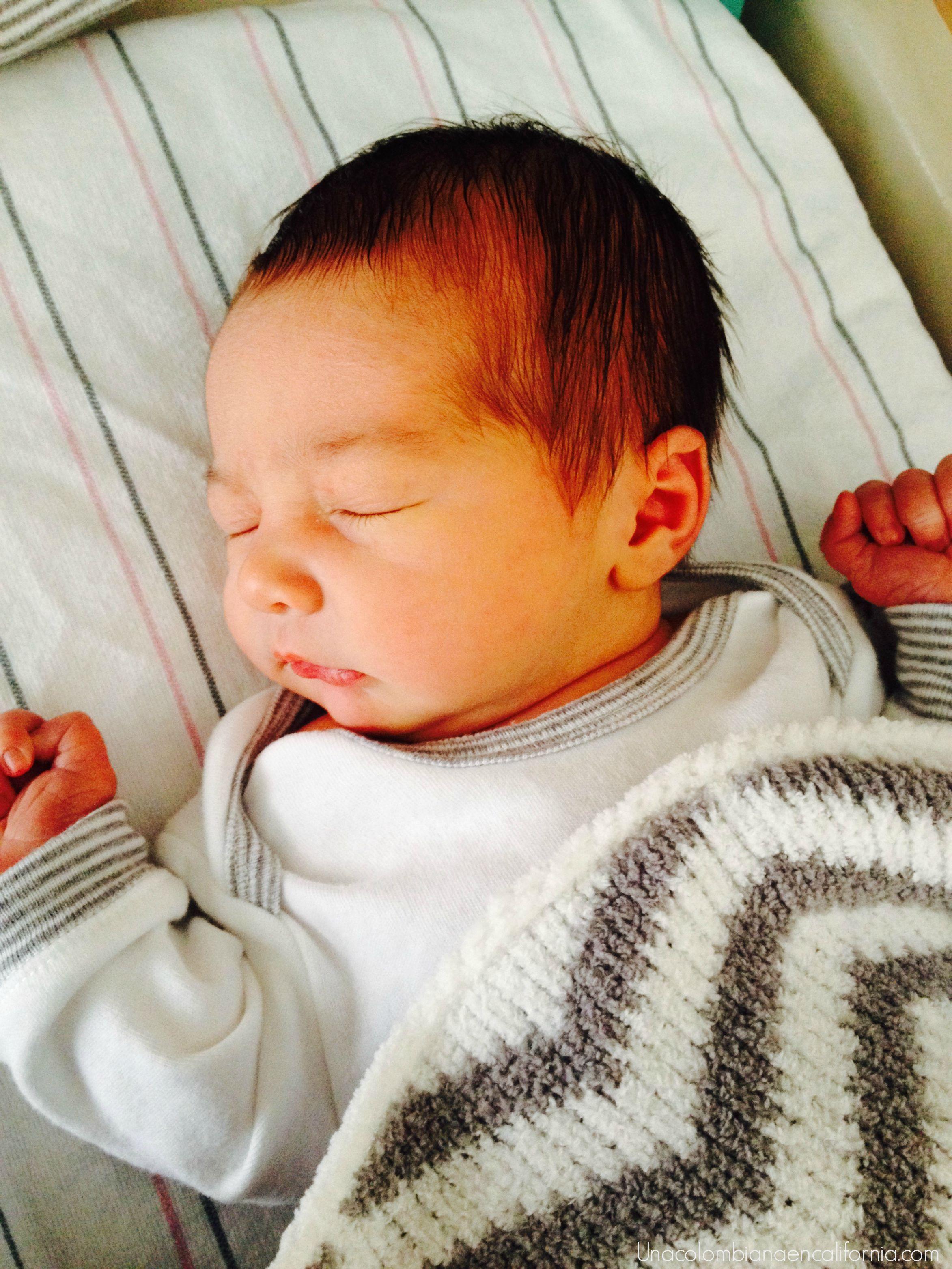 Baby Ethan UnacolombianaenCalifornia.com