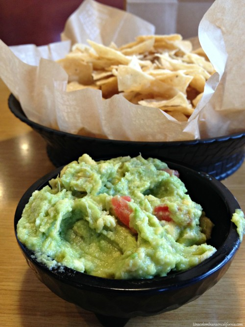 Chips guacamole sharkys woodfired mexican grill