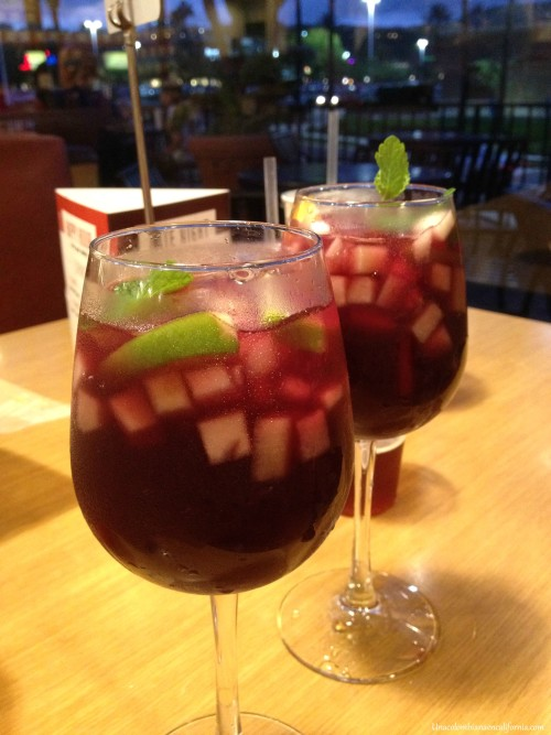 Sangria sharkys woodfired mexican grill