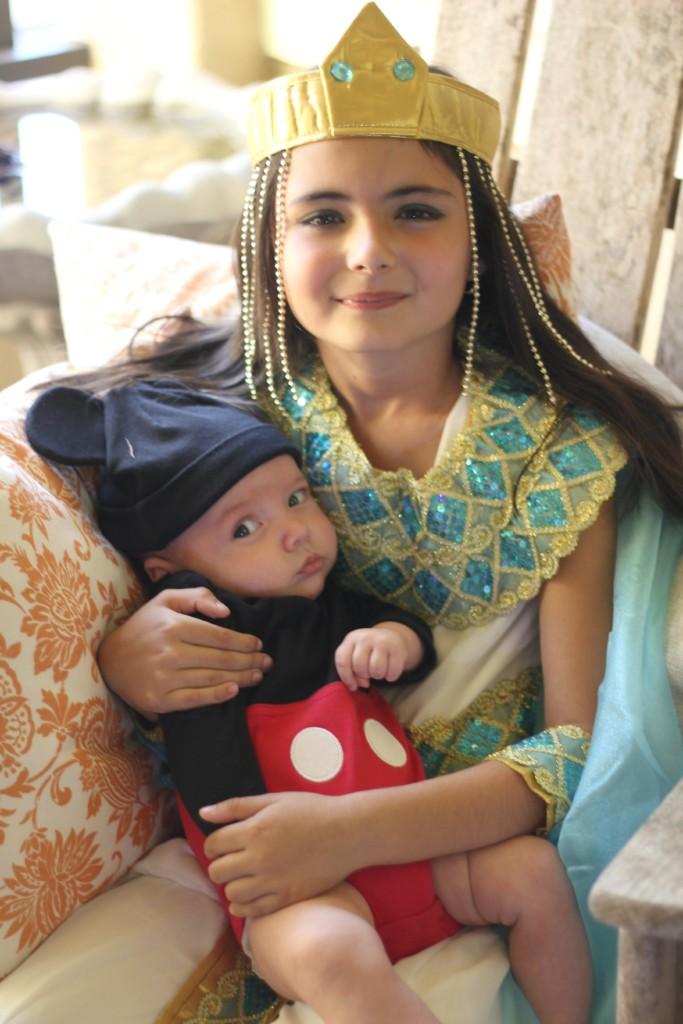Emily & Ethan Halloween 2015