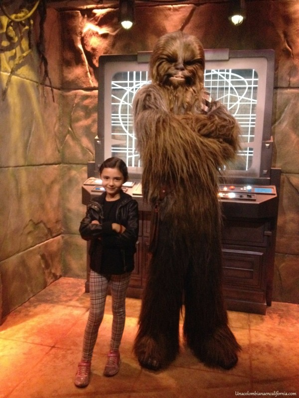Chewbacca star wars Season of the Force