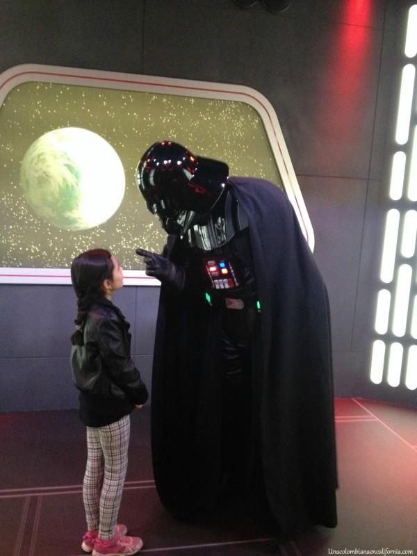 Darth Vader Star Wars Season of the Force