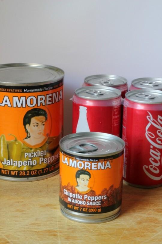 La Morena CocaCola #MejorRecetas #CollectiveBias