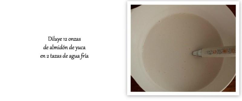 Avena Cubana receta 1
