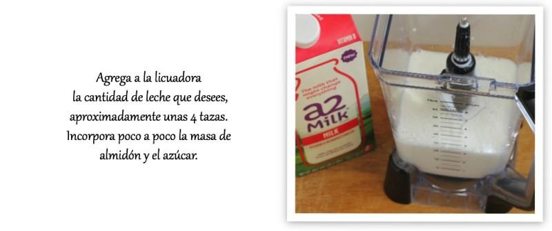 Avena Cubana receta 5